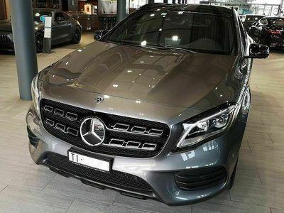 gebraucht Mercedes GLA250 GLA-Klasse GLA 250 AMG Line 4 motion GLA-KlasseAMG Line 4 motion