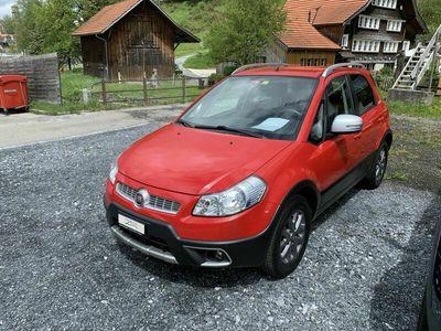 gebraucht Fiat Sedici 1.6 4x4