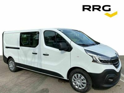 gebraucht Renault Trafic 2.0 ENERGY dCi145 EDC 3.0t Business L2H1 A