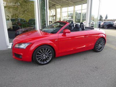 gebraucht Audi TT Roadster 2.0 TFSI