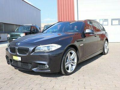 gebraucht BMW 535  d xDrive Touring Steptronic