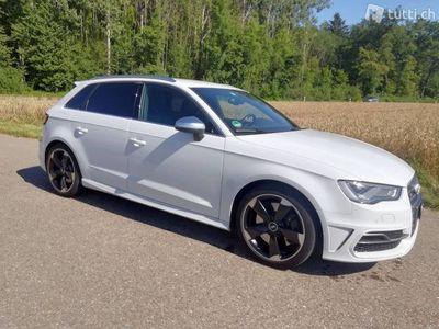 gebraucht Audi S3 mit Abstandstempomat
