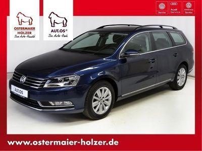 gebraucht VW Passat Variant Comfortline 2.0TDI NAVI SITZHZG 2