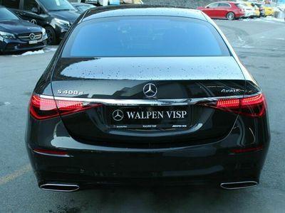 gebraucht Mercedes S400 S-Klassed 4Matic AMG Line 9G-Tronic