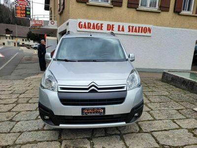 gebraucht Citroën Berlingo Berlingo 1.2i Shine1.2i Shine