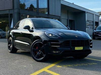 gebraucht Porsche Macan Turbo ,