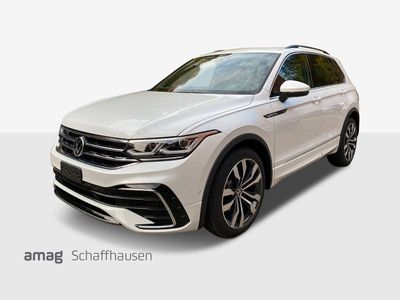 gebraucht VW Tiguan 2.0 TDI SCR R-Line 4Motion DSG
