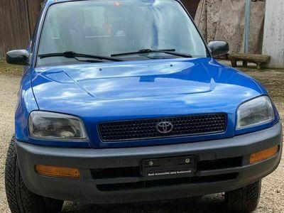 gebraucht Toyota RAV4 RAV4 A vendre2L 16V. 130CV, année 1995. 5 portes