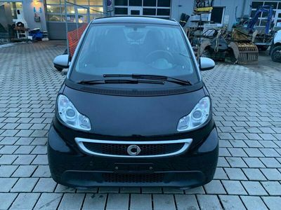 gebraucht Smart ForTwo Coupé pearlgrey softouch