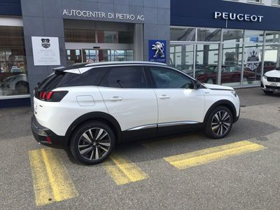 gebraucht Peugeot 3008 1.2 PureTech GT Line EAT