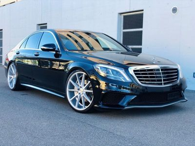gebraucht Mercedes S350 S-Klassed 4Matic 9G-Tronic