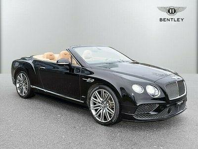 gebraucht Bentley Continental GTC Speed MY 2016