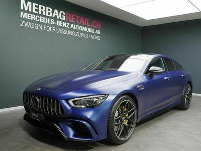 gebraucht Mercedes AMG GT 4 63 S 4Matic+