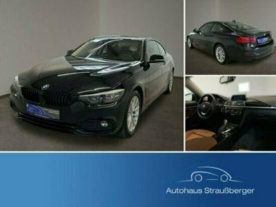 gebraucht BMW 420 d Coupe Aut. Navi HiFi LED Leder NP:57.000€
