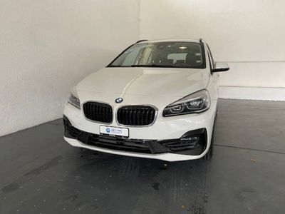 gebraucht BMW 218 Gran Tourer d xDrive