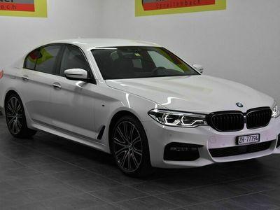 gebraucht BMW 540 xDrive Steptronic