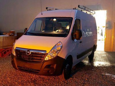gebraucht Opel Movano 2.3 CDTI 3.3t L2H2