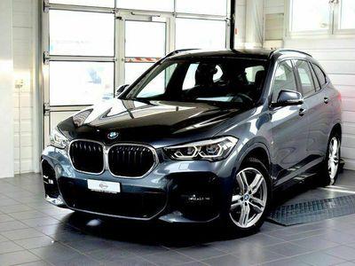 gebraucht BMW X1 sDrive 18i M Sport Steptronic DSK / NEUWERTIG / FORTLAUFENDE WERKSGARANTIE / BENZINER AUTOMAT