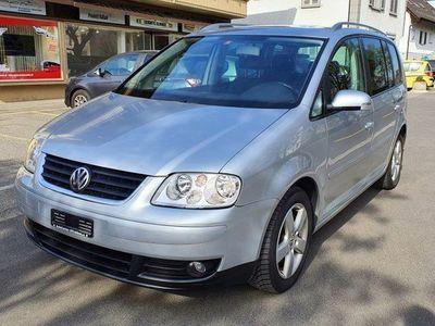 gebraucht VW Touran 2.0 TDI Trend