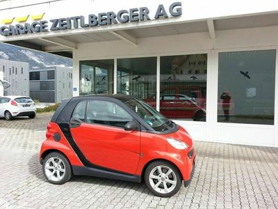 gebraucht Smart ForTwo Coupé pulse softip