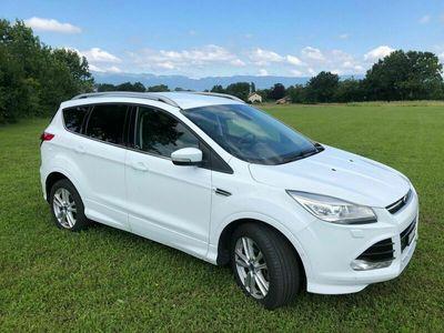 gebraucht Ford Kuga 2.0 TDCI Titanium 4WD (SUV/tout terrain)