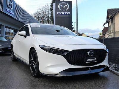 gebraucht Mazda 3 Hatchback SKYACTIV-X M Hybrid 180 Revolution AWD Automat Luxury-Pack ´´White-Style´´