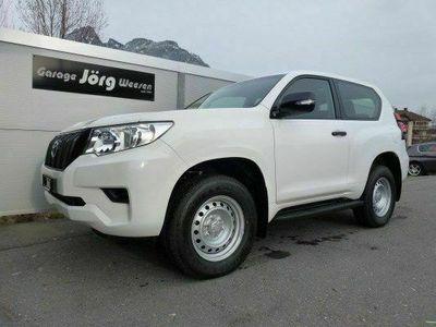 gebraucht Toyota Land Cruiser 2.8TD Act. A