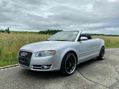 gebraucht Audi A4 Cabriolet 1.8 20V Turbo