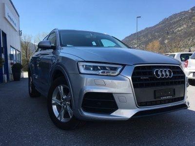 gebraucht Audi Q3 2.0 TFSI design quatt.