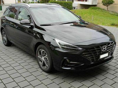 gebraucht Hyundai i30 Wagon 1.5 T-GDi Style 48V MH DCT (Kombi)