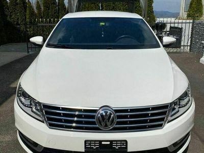 gebraucht VW CC 1.4 TSI BlueMotion Technology Cup DSG