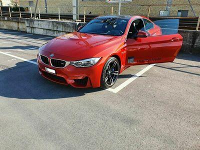 gebraucht BMW M4 4erCoupé DKG