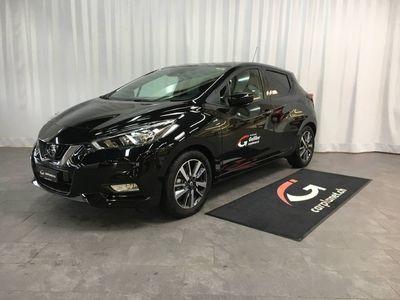 gebraucht Nissan Micra 0.9 IG-T N-Way