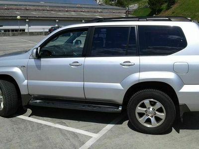 gebraucht Toyota Land Cruiser 3.0 TD Linea Sol
