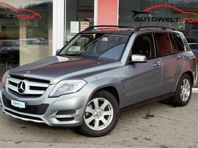 gebraucht Mercedes GLK220 BlueTEC 4Matic 7G-Tronic