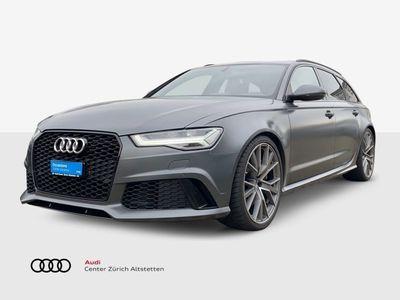 gebraucht Audi RS6 Avant 4.0 TFSI V8 performance quattro