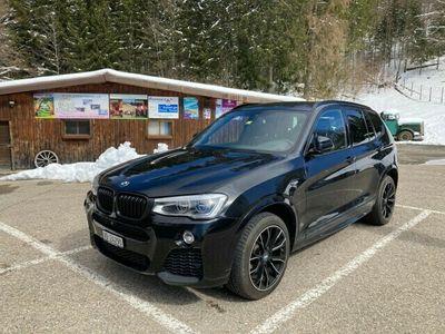 gebraucht BMW X3 X3 xDrive 35i SteptronicxDrive 35i Steptronic