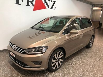 gebraucht VW Golf Sportsvan 2.0 TDI High