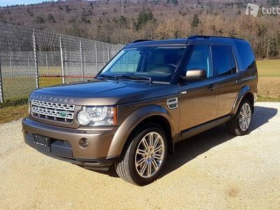 gebraucht Land Rover Discovery 4 5.0 V8 HSE 7 places