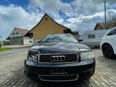gebraucht Audi A4 1.8T