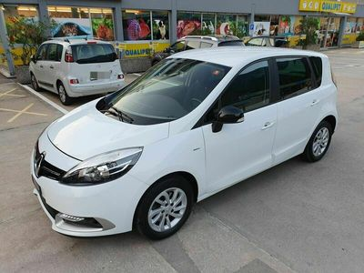 gebraucht Renault Scénic 1.5 dCi Limited EDC
