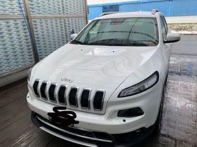 gebraucht Jeep Cherokee Cherokee Verkaufe top2.0 Limited A