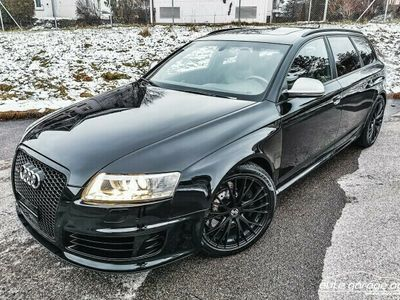 gebraucht Audi RS6 Avant 5.0 TFSI V10 702 PS quattro tiptronic