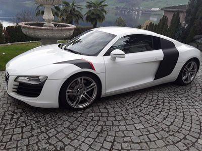 gebraucht Audi R8 Coupé R8 Sehr schöner CHab MFK/Service, unfallfrei, Nichtraucher