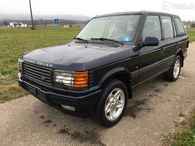 gebraucht Land Rover Range Rover Range 4.6 Autobiog.