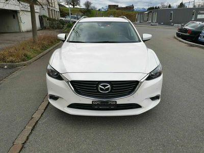 gebraucht Mazda 6 Sportwagon 2.2 D 16V Ambition AWD Skyactive-D