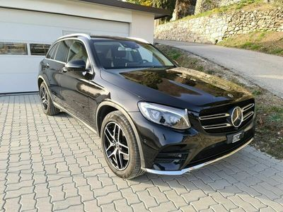 gebraucht Mercedes GLC350 GLC-Klassed AMG Line 4Matic 9G-Tronic (SUV/Fuori