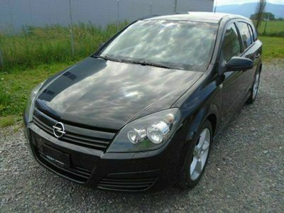 gebraucht Opel Astra 2.0i 16V Turbo Cosmo