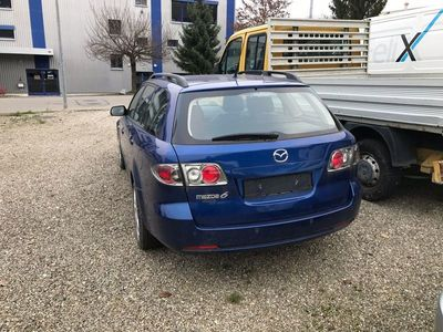 gebraucht Mazda 6 6 Zum verkaufen. 2.3