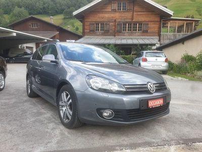 gebraucht VW Golf VI Variant 1.4 TSI Trendline